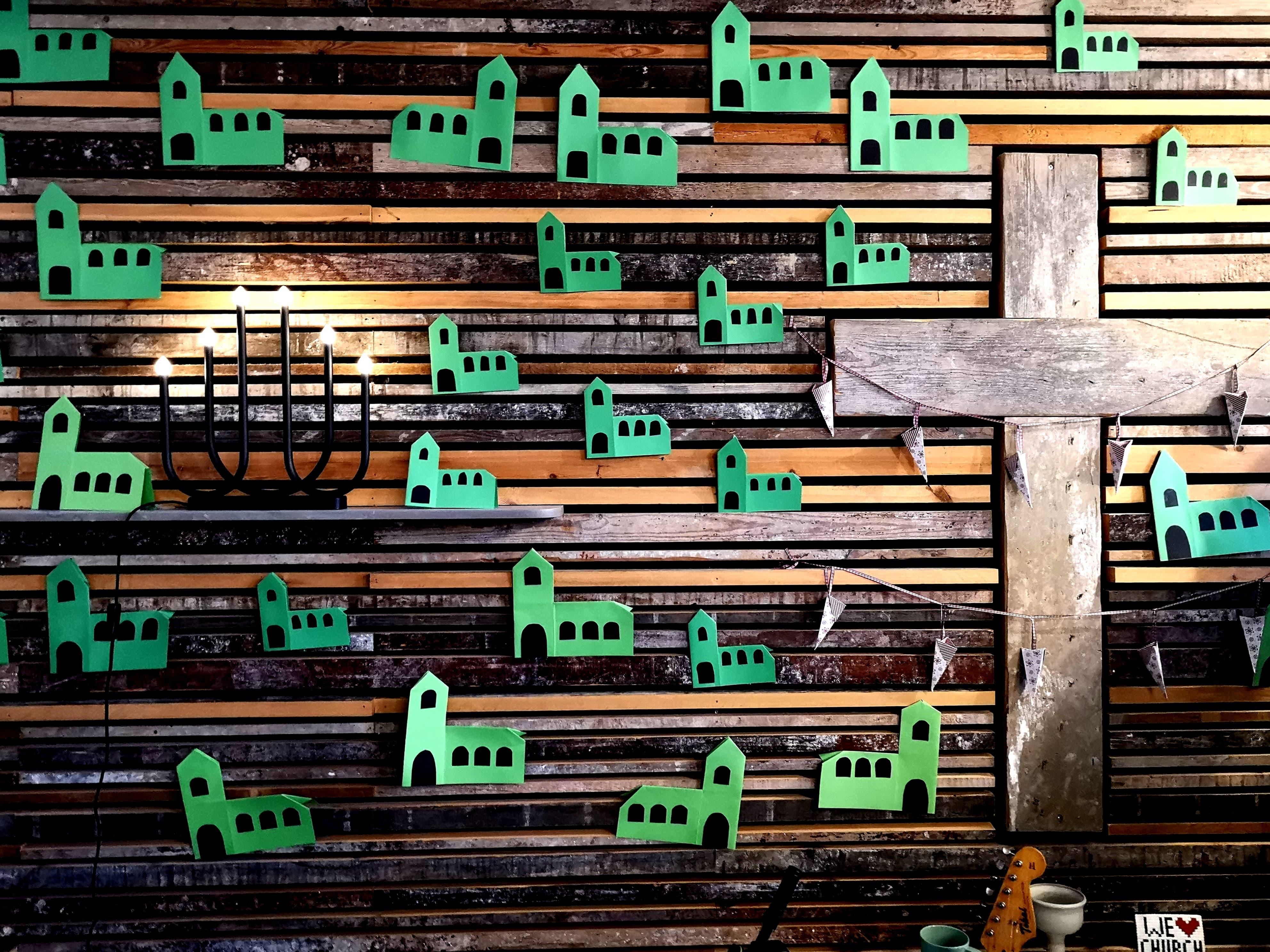 Foto: Grøn Kirke
